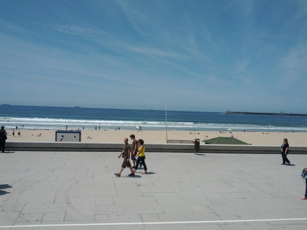 Strand Porto