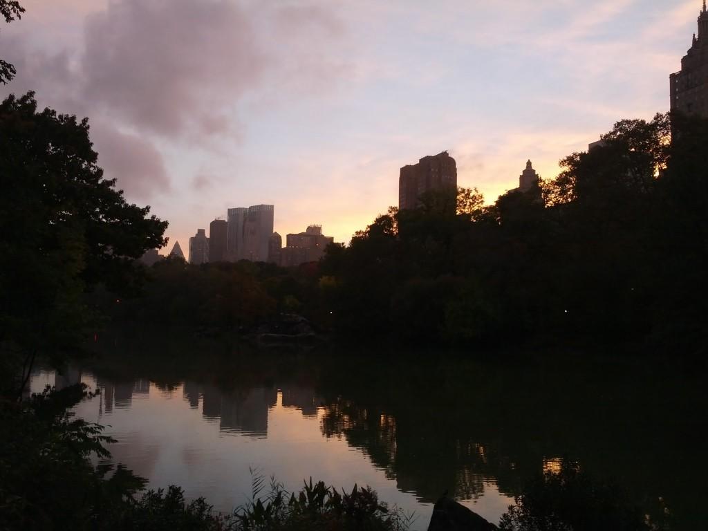 im Central Park 2