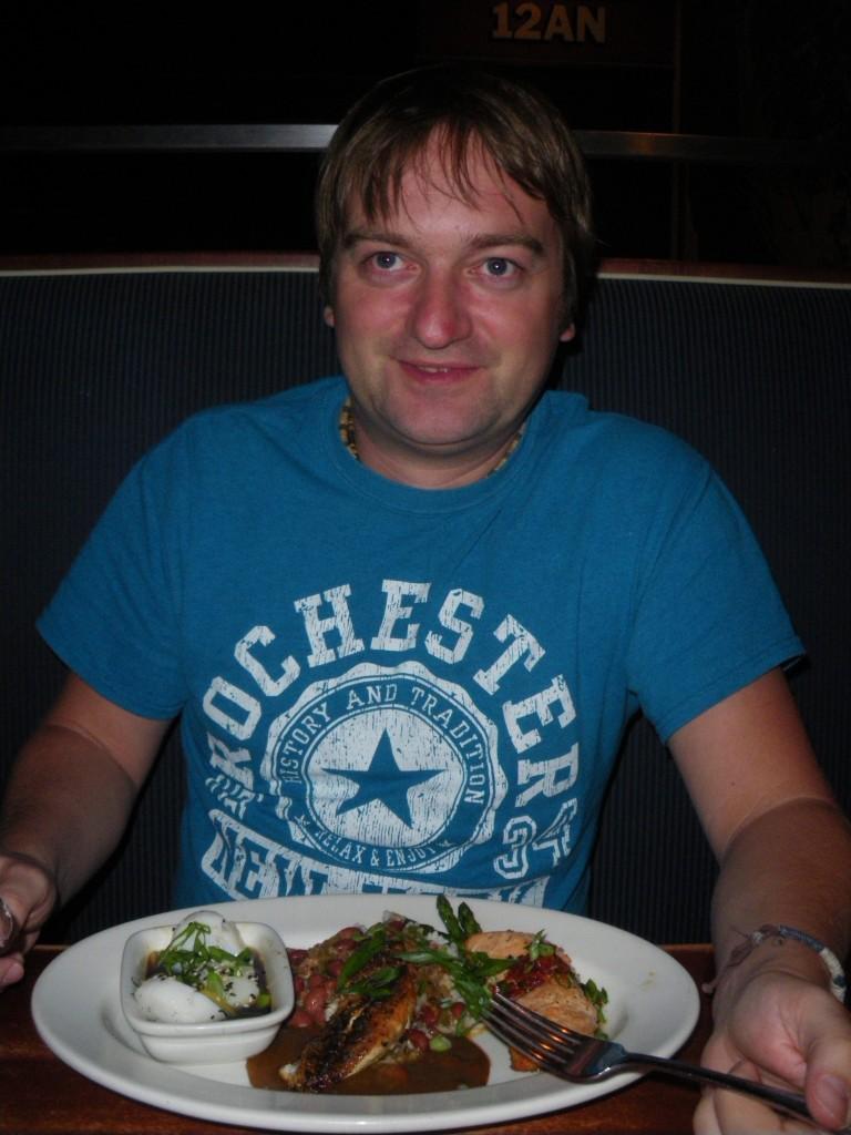 Tampa - Fischrestaurant