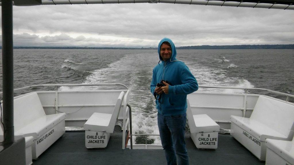 Auf em Boot